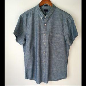 Men's J. Crew Factory Slim Chambray Shirt